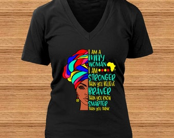 I Am A May Woman - I Am Stronger Than You Believe, Braver Than You Know, Smarter Than You Think ~ African-American Woman ~ Birth Month