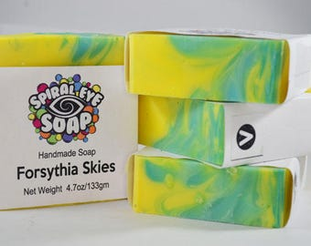 Forsythia Skies - Handmade Soap