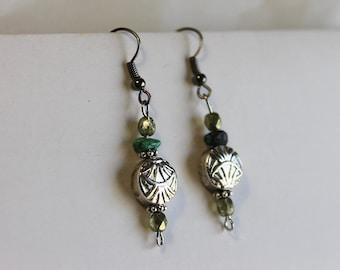 Silver Soma Earrings