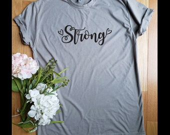 Strong IVF shirt, transfer day, iui, retrieval, infertility support