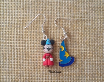 Preorder Mickey mouse earrings