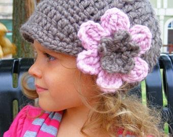 Toddler Girl Hat Baby Girl Hat Womens Hat Toddler Fashion Baby Fashion Girls Fashion Womens Fashion Winter Hat Crochet Hat Knit Hat Beanie