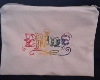 Pride Zipper Pouch
