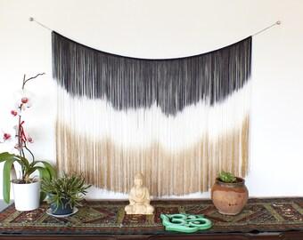 Gypsy tapestry, boho home decor, ethnic tapestry, garden decor, wedding decor, fringe hanging, Wall hanging tapestry, Hippie tapestry