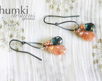 Surya Ratri /// Earrings by Jhumki - designs by raindrops