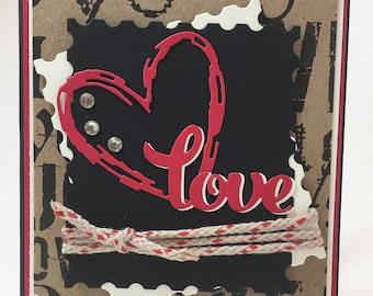 Big Heart Kind of Love Greeting Card