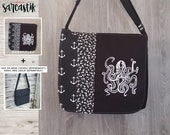 Octopus bag flap for LARG...