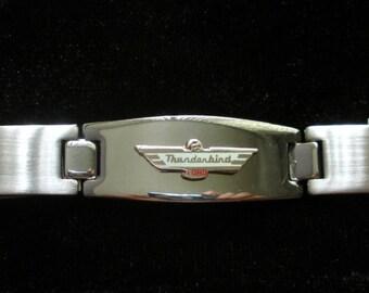Ford Thunderbird Stainless Steel Bracelet