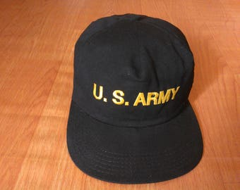 Vintage US Army Hats Caps