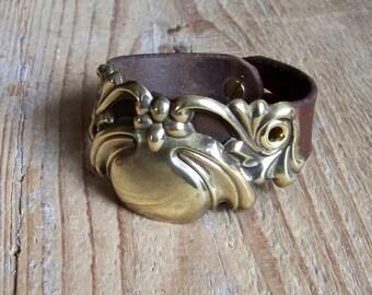 Bracelet , Vintage Materials *9