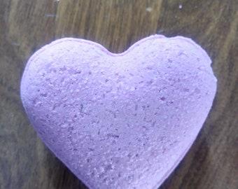 Heart Bathbomb