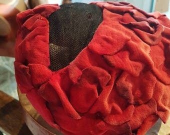 1950s French half hat Now reduced