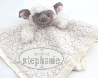 Personalized Baptism Elephant | Christening Gift | Baptism | Boy Baptism | Gift from Godparent | Christening Keepsake | Religious Baby Gift