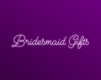 Bridesmaid Proposal Gifts - Custom
