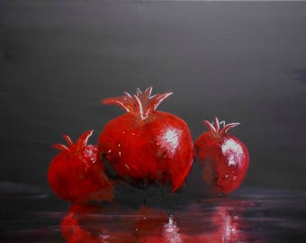 The Red Pomegranates