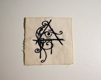 All Seeing Eye Patch