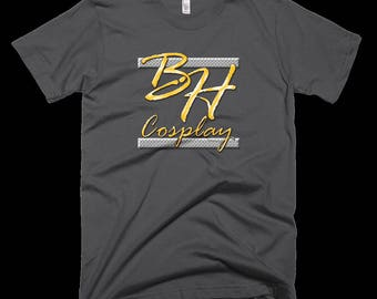 Custom BH Cosplay Logo American Apparel T-Shirt bhcosplay