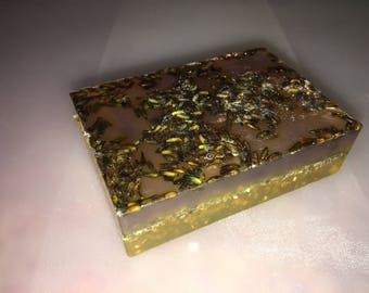 Lavender - Lemon Natural Hemp Oil Soap