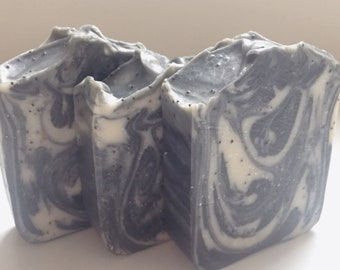 Charcoal Cold Process Soap
