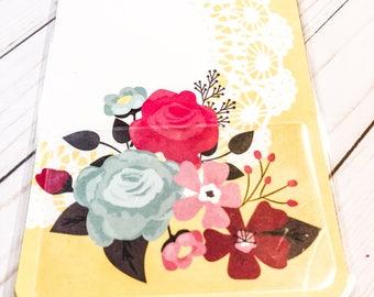 A5 TN Page Marker- Travelers Notebook- Midori TN- Planner-Travelers notebook accessories|fauxdori insert |midori insert| tn insert