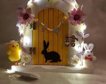 Fantasy Bunny rabbit door
