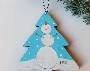 christmas cheer...ornament...snow dancer