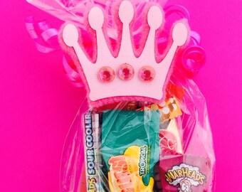 Princess Birthday Party - Princess First Birthday - Princess Baby Shower Favors - Princess Party Favors - Birthday Princess - Princess Crown