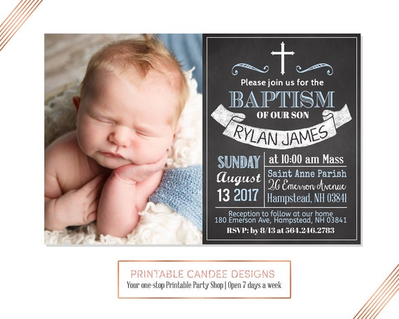 Baptism Invite Grude Interpretomics Co