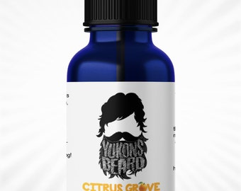 Beard Oil - Citrus Grove Beard Oil - Gift For Him