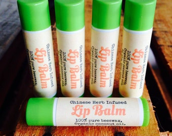Chinese Herb Infused Lip Balm