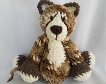 Crochet Cheetah SUPERSOFT