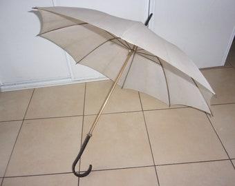 Vintage 40-50's umbrella, vintage