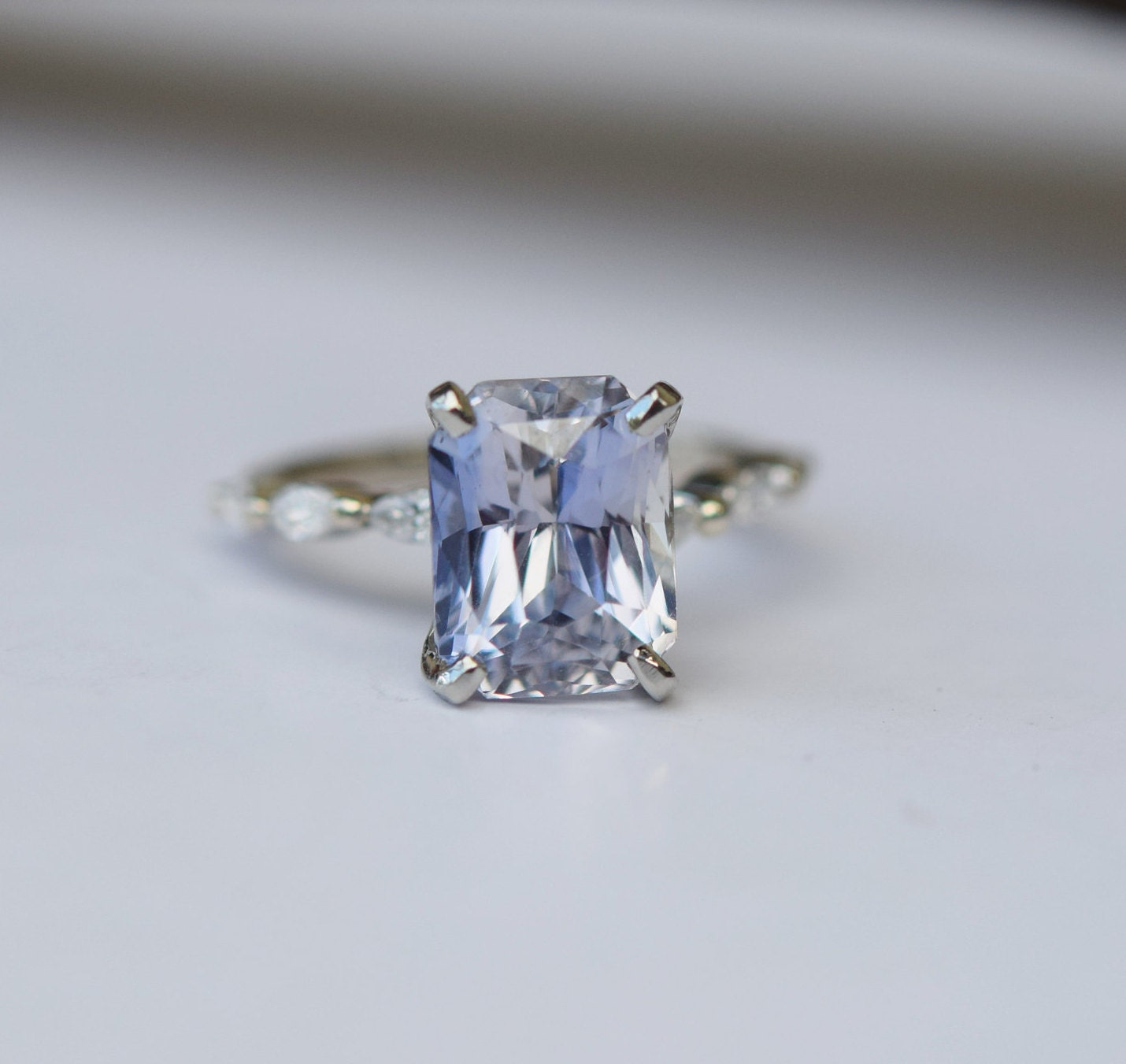 engagement aqua stone shop light sapphire floor ring in prong white double emitter metal claw emerald blue render ctw gold solitaire cut