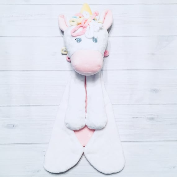 Handmade Unicorn Lovey