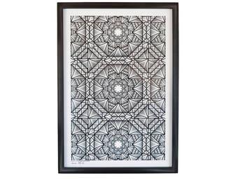Diamond Poster [Print]