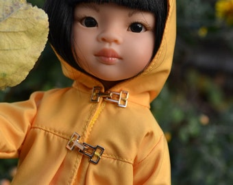 Raincoat for doll 32 cm Paola Reina