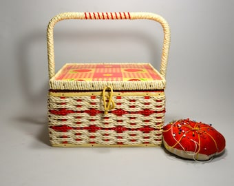 Singer Sewing Basket