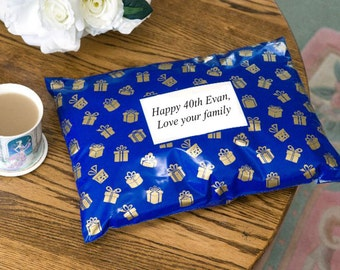 Gift Wrapping Now Available - Price includes a custom message attached to the Gift Wrap - Purchase this listing at time of order if possible