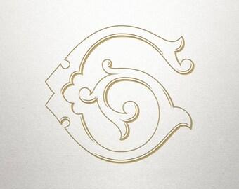 Premade Logo Design - Initial G - Premade Logo - Digital