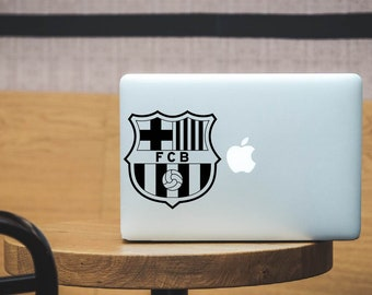 FC Barcelona | Futbol Club Barcelona | Barca | Messi | La Liga | Soccer Decal | Car Decal | Laptop Decal
