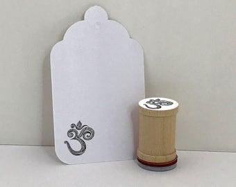 Om Mandala Stamp