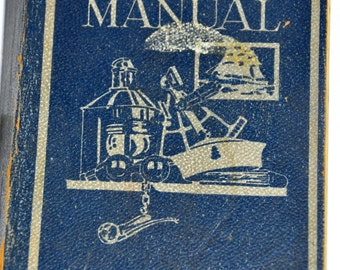 Sea Scout Manual. Boy Scouts of America. Carl D. Lane. Boy Scouts. Scouting Manual. Sailor. Vintage Boy Scouts. Gift For Boy. Scouting Book
