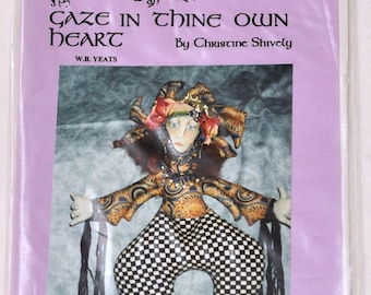Beloved, Gaze in Thine Own Heart Doll Pattern - Christine Shively