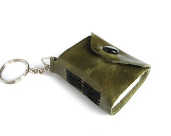 Mini Book Keychain
