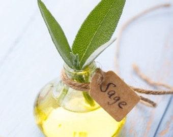 Sage, Essential Oil