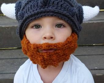 Kết quả hình ảnh cho knitting halloween BEARDED VIKING HELMET