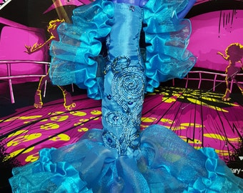 Bedazzled Gown, Monster high doll Clothes