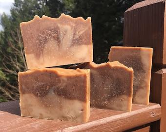 Island Coconut Cold Process Soap