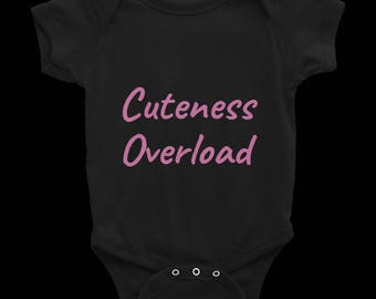 Cuteness Overload babygrow
