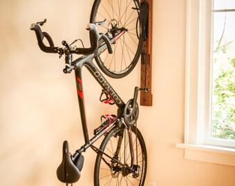 rack ways apartment for bike posts a to store indoors vertical